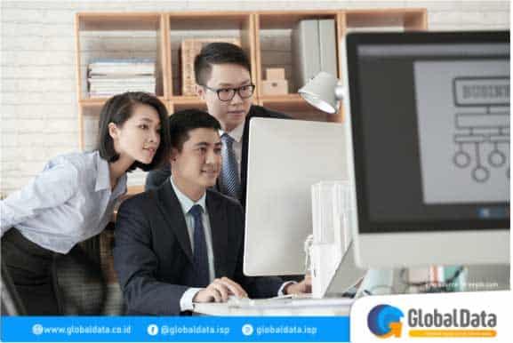 Paket Internet bisnis Kantor Unlimited-bandwidth